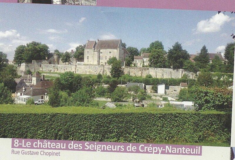chateau de crépy
