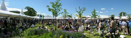 Hay Festival 2009 - Giles Morgans