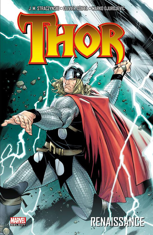 marvel select thor renaissance