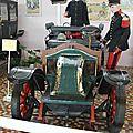Le musée automobile de vendée