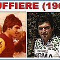 Alain buffiere : sa carrière amateur (récapitulatif)