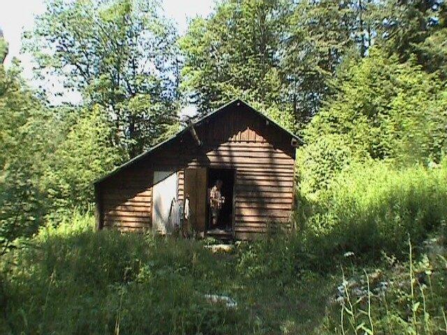 cabane de l'Hérétang