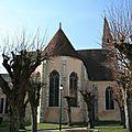 Ferrieres en gatinais - Abbatiale St Pierre-10
