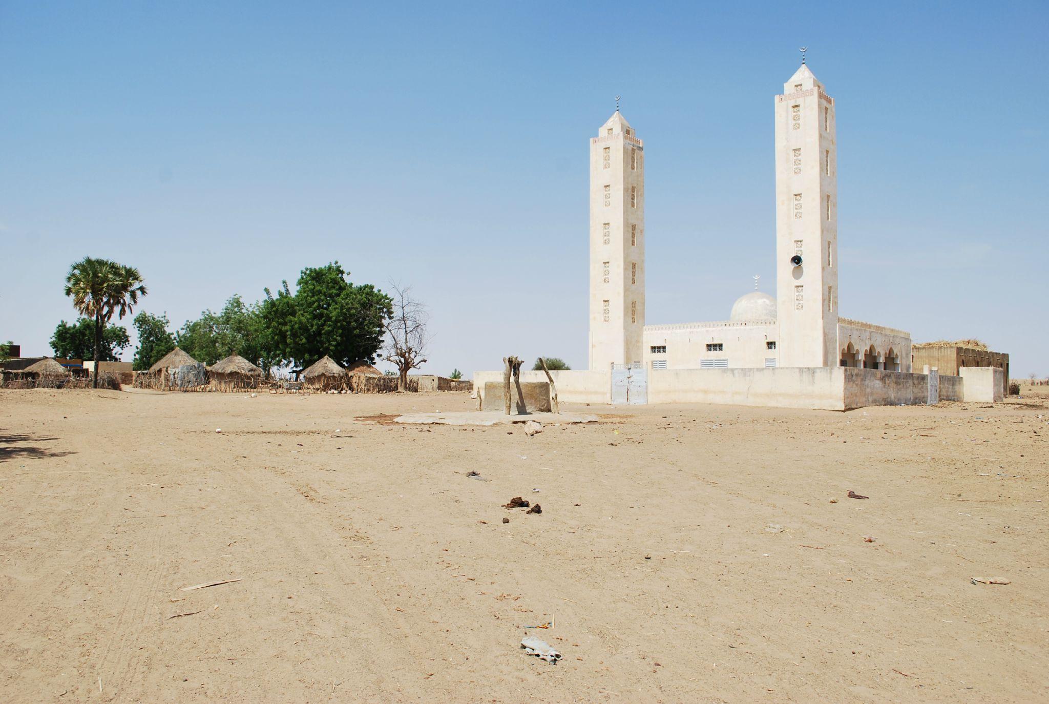 Mosquée Gawdé Bofé