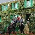 Giverny...sur les pas de Monet
