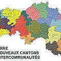 Découpage des cantons de l'orne : la réaction de ludovic assier au journal ouest-france
