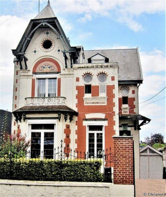 FOURMIES-Rue Jean Jaurès (2)