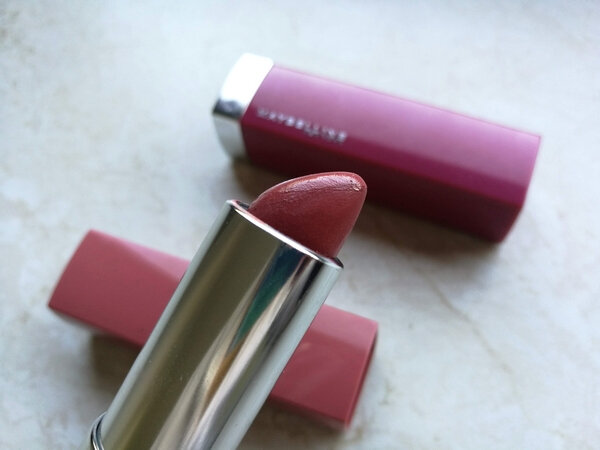 Maybelline made for all lipstick pink for all mauve for all la princesse affreuse (3)