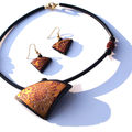 2011-008 (collier) et 2011-009 (boucles)