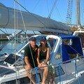 bateau SNOW WHITE Zdena et Miros
