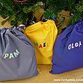 Les sacs cadeaux