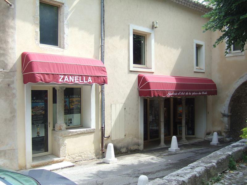 Leon Zanella Le Pinceau Dannie