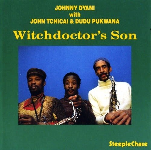 07 - Johnny Dyani - Witchdoctor's song