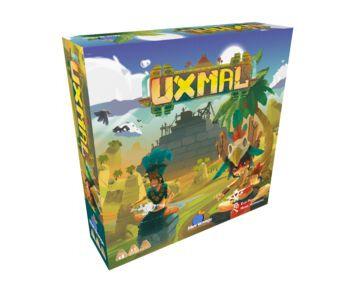 Boutique jeux de société - Pontivy - morbihan - ludis factory - Uxmal