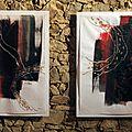 Sans titre 2 - papier Youki 91 x 61 cm
