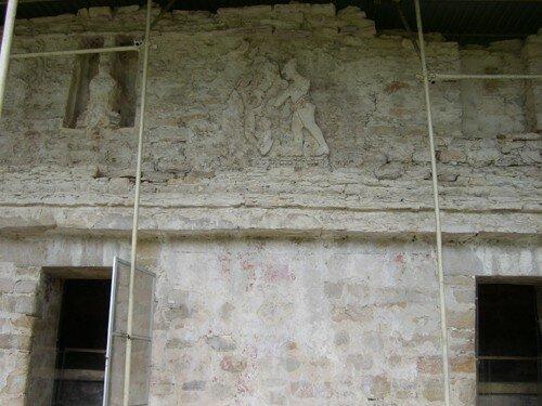 Bonampak - Temple of the Paintings
