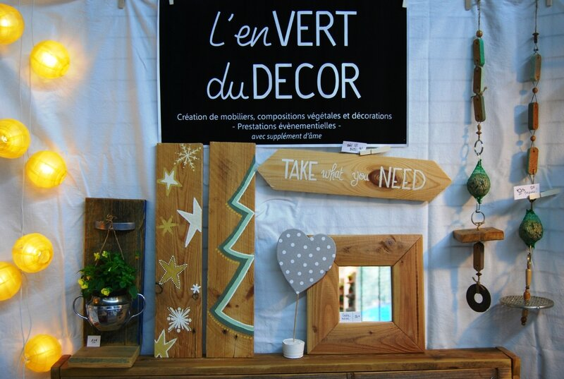 Salon des métiers d'Arts-Aubigny (27)