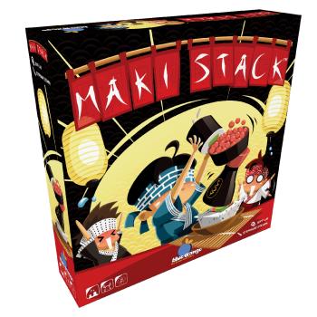 Boutique jeux de société - Pontivy - morbihan - ludis factory - Maki stack