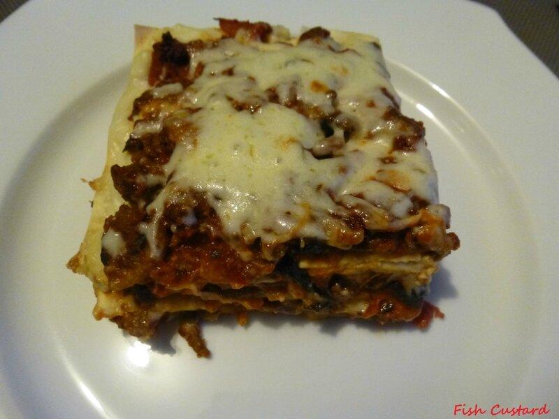 Lasagne al ragù di carne (4 parts) (6)