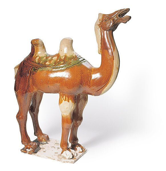 Camel, Tang Dynasty (618–907), 8th century