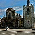 La cathédrale de Notre-Dame du Havre.