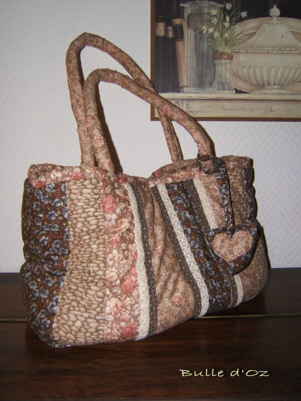 Sac Patchwork