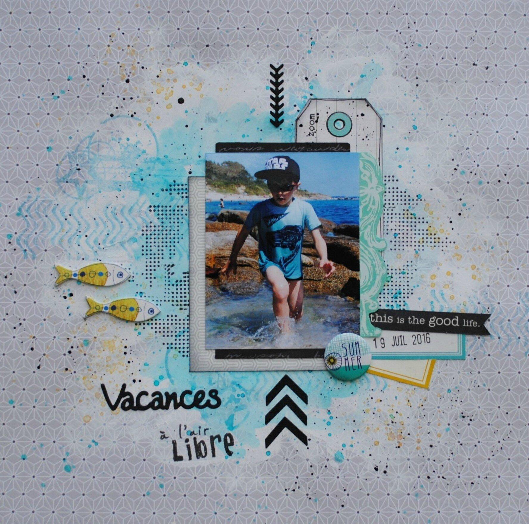 Vacances à l'air libre