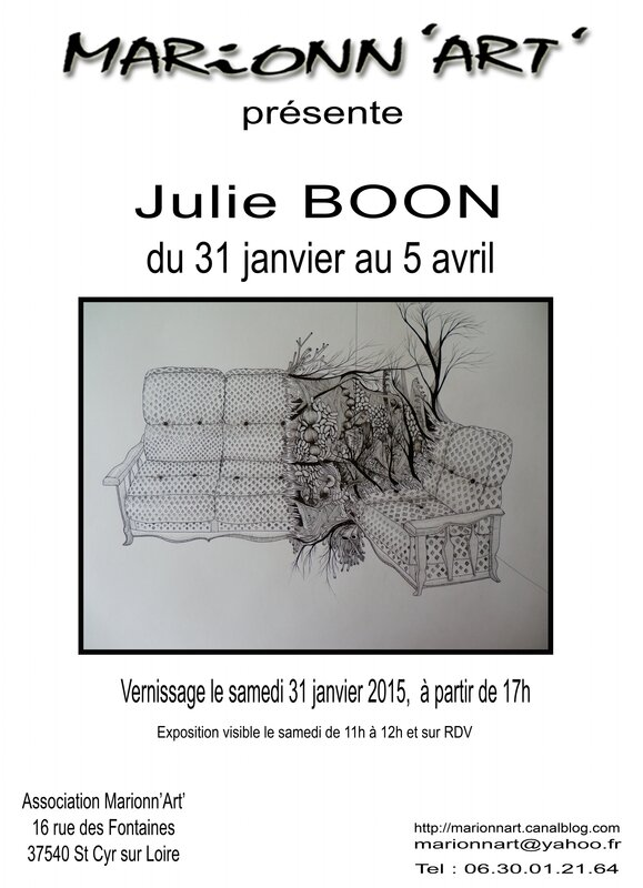 expo julie boon