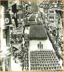 Nuremberg, septembre 1936