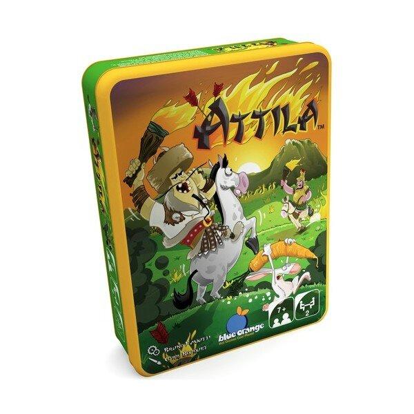 Boutique jeux de société - Pontivy - morbihan - ludis factory - Attila
