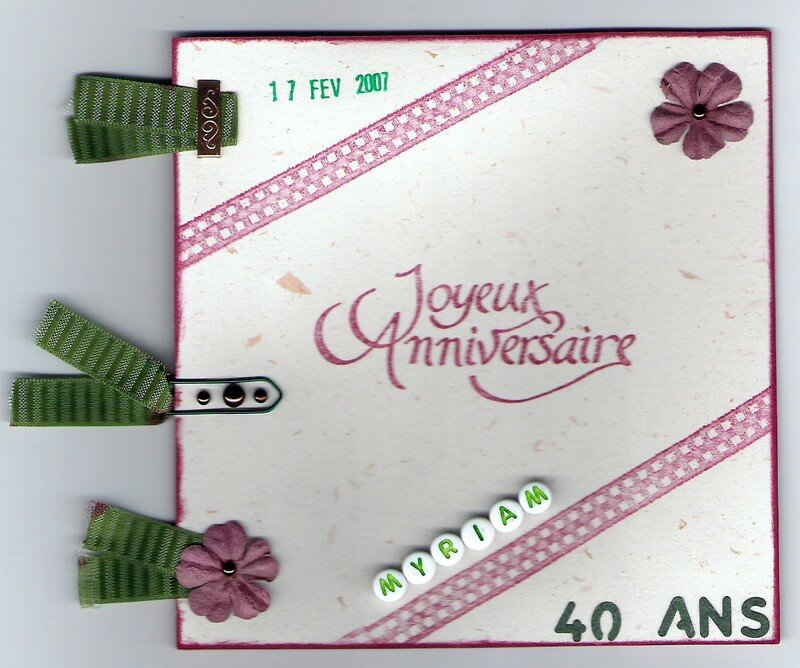 carte d' Audrey 1-3