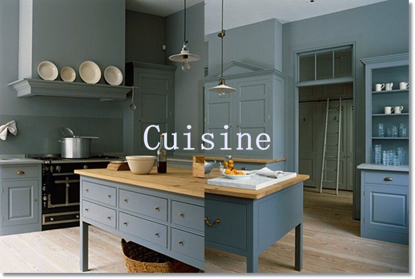 Inspiration du gris dans la cuisine la vie devant moi - Cuisines maison du monde ...