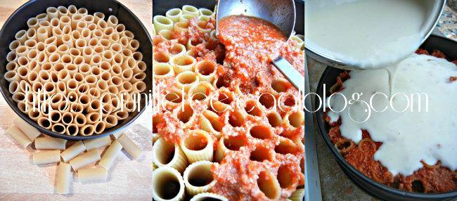 collage lasagnes