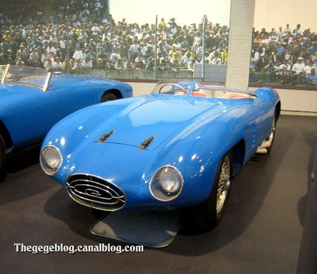 Gordini type 265 biplace sport de 1953 (Cité de l'Automobile Collection Schlumpf à Mulhouse) 03