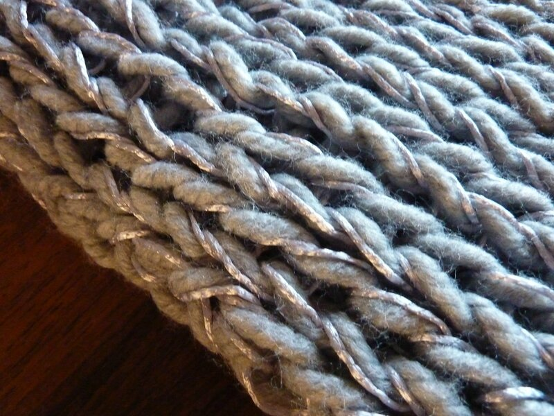 tricot snood 13