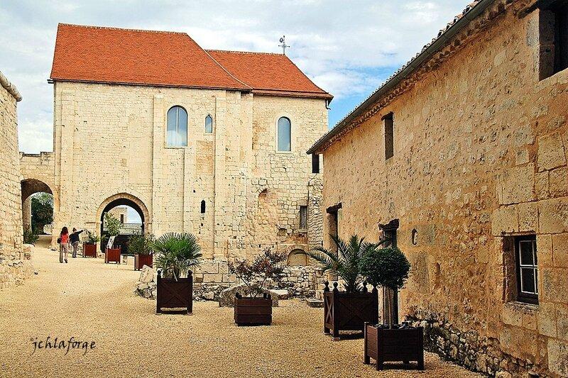 Villebois Château.