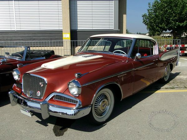 studebaker golden hawk hardtop coupe 1958 a