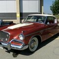 Studebaker golden hawk hardtop coupe, 1958