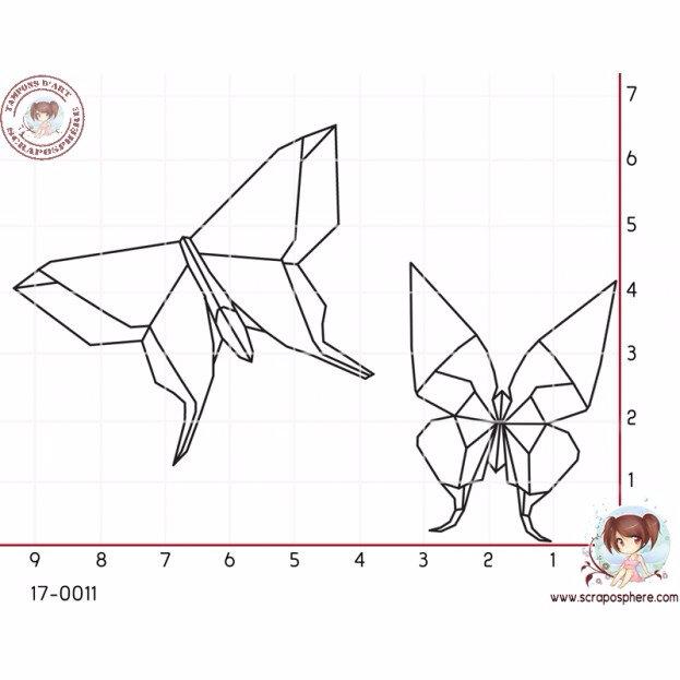 2-tampons-papillons-origami-par-nad-mathieu