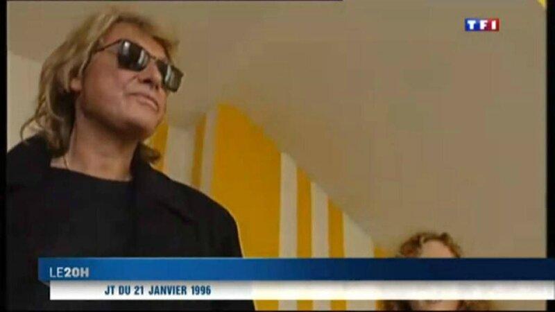 le 07 janvier 2014 Johnny sur TF1 pour les piéces jaunes (2)