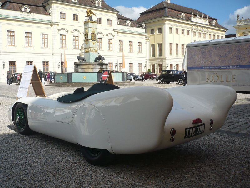 LOTUS Mk VIII Open Two Seater Sportscar 1955 Ludwigsburg (2)