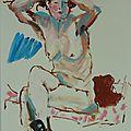 peinture et dessin de nus artistique (7)