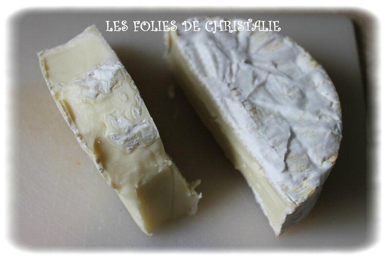 Crème de camembert 1