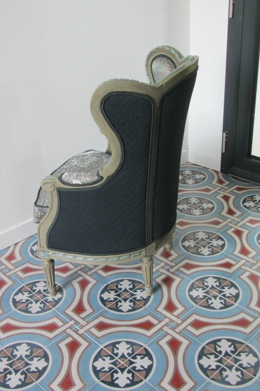 refaire un fauteuil à Brest