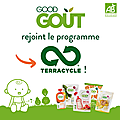 [actu] good goût rejoint terracycle.