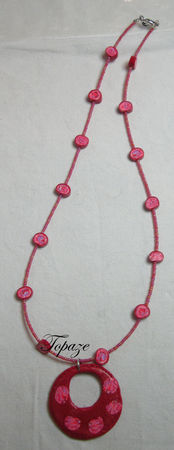 collier_fimo_donut_rose