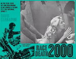 Death Race 2000 lobby card australienne 5