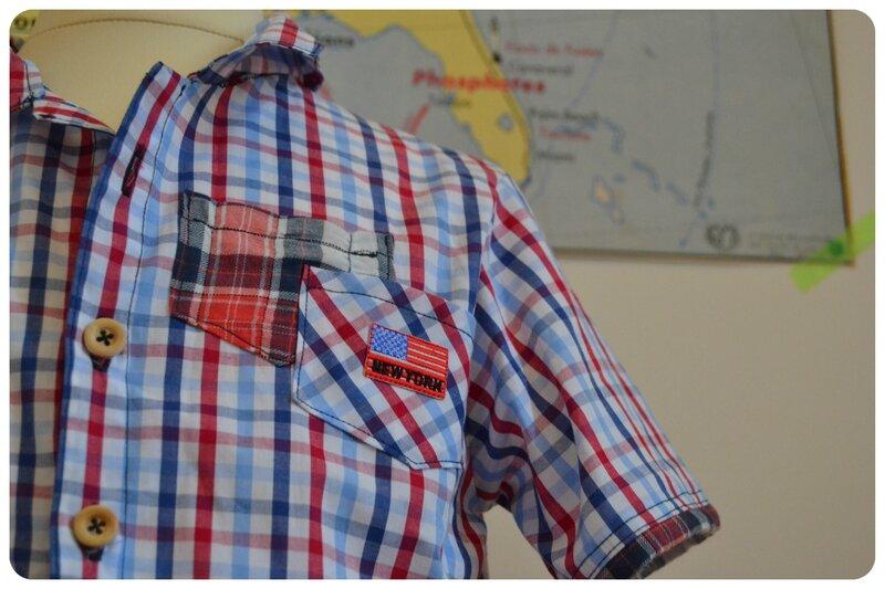 chemise lou8