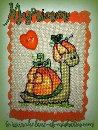 myriam schmutzi_escargot d'halloween_171117