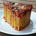 ...gâteau de rigatoni... (whouaaa)